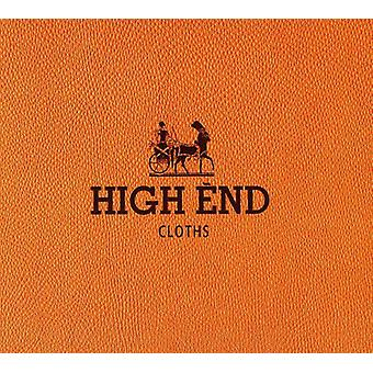 Planet Asia - High End Cloths [CD] USA import