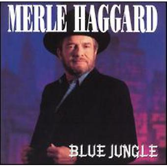 Merle Haggard - Blue Jungle [CD] USA import