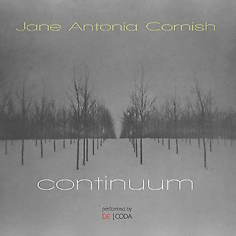 Cornish / Decoda - Continuum [CD] USA import