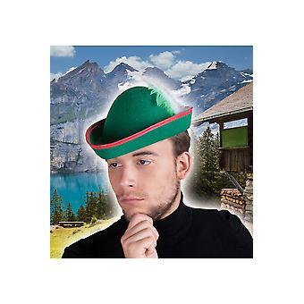 Hoeden Tiroler hoed Robin