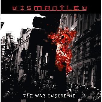 Dismantled - War Inside Me [CD] USA import