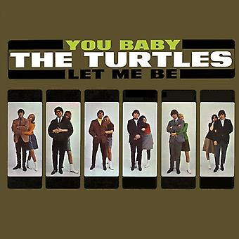 Turtles - You Baby / Let Me Be [CD] USA import