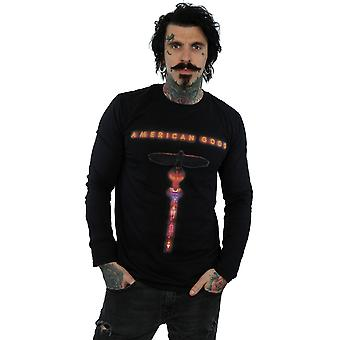 American Gods Men's Totem Logo Long Sleeved T-Shirt