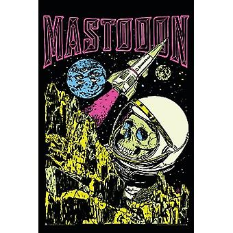 Mastodon affiche Poster Print