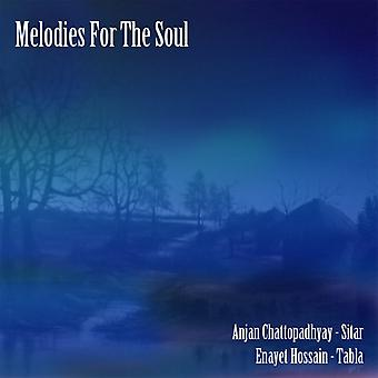 Chattopadhyay*Anjan / Hossain*Enayet - Melodies for the Soul [CD] USA import