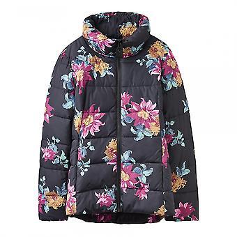 Joulea joulea Florian painettu topattu naisten takki (X)