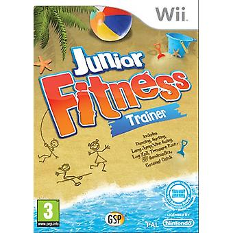 Junior Fitness Trainer (Wii) - As New