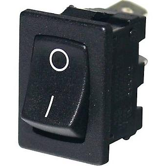 Arcolectric Toggle switch H8610VBAAA 250 V 10 ein 1 X On/On Klinke 1 PC