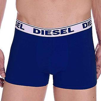 Diesel Fresh & Bright Boxer Trunk UMBX Shawn, Navy, Small