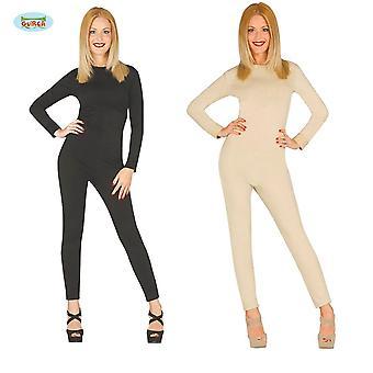 Einteiler Overall  - Kostüm für Damen Karneval Ganzkörperanzug Jumpsuit