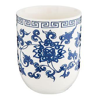 Clayre & EEF thee Beker Cup zonder handvat land huis stijl shabby bloemmotief