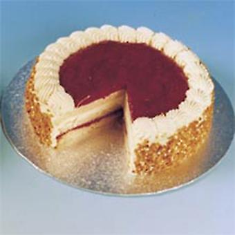 City Cakes Frozen Raspberry Gateau