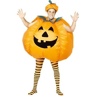 Pumpkin Costume, Adult, One Size