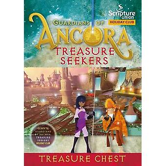 Guardians of Ancora - Treasure Chest (8-11s) by Alex Taylor - Tim Char