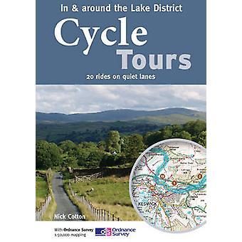 Radtouren in & rund um den Lake District - 20 Fahrten auf ruhigen Wegen durch