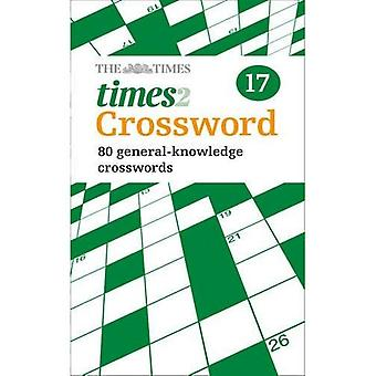 The Times 2 Crossword Book 17