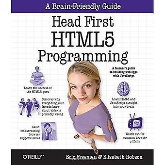 Pään ensimmäinen HTML5-ohjelmointi: Rakennus Web-sovellusten kanssa ohjelman