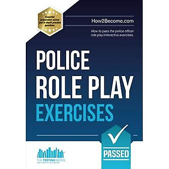 Police Role Play/Interactive Exercises Workbook + Online Video Access: 1
