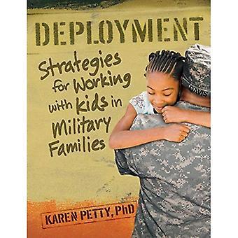 Implementatie: Strategieën voor het werken met kinderen in militaire Families