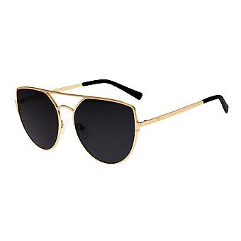 Sixty One Boar Polarized Sunglasses - Gold/Black
