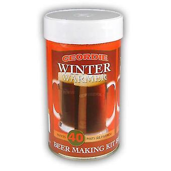Geordie - Winter Warmer