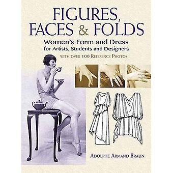 Cijfers, gezichten & plooien: Vrouwen vorm en jurk voor kunstenaars, studenten en ontwerpers
