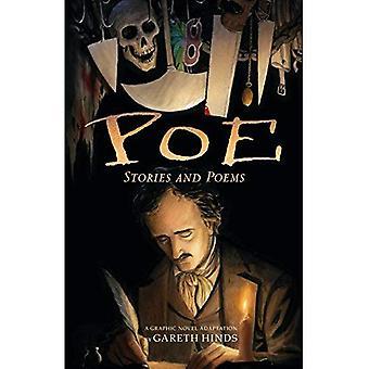 PoE: Historier og dikt: et grafiske romanen tilpasning av Gareth Hinds