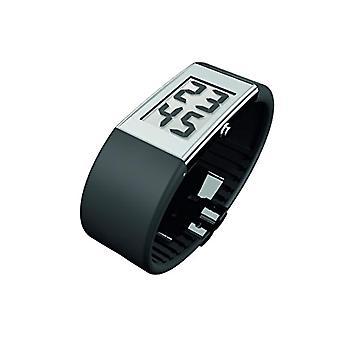 Rosendahl digital watch Unisex Quartz Black Velcro strap 43104