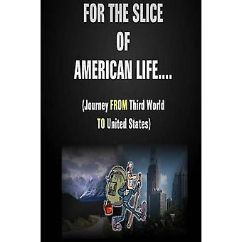 For the Slice of American Life  Journey from Third World to United States by R & Abbey