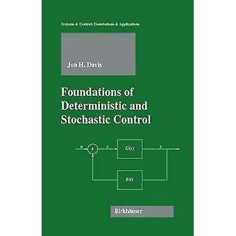 Fundamenten van deterministische en stochastische controle door Davis & Jon