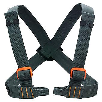 Black Diamond Vario Chest Climbing Harness F18 (Black)