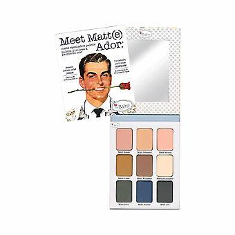 theBalm Meet Matt(e) Ador Eyeshadow Palette 21.6g