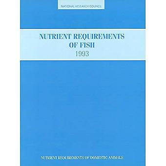 Nutrient Requirements of Fish (Nutrient Requirements of Domestic Animals)