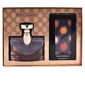 Bvlgari Splendida Rose Rose Set 2 Pz para las mujeres