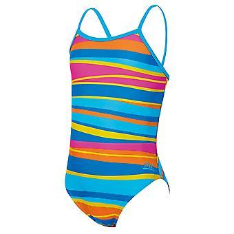 Zoggs Folk Tale Yaroomba Floral Swimwear For Girls