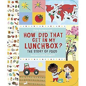 Hur gjorde att få i min matlåda?: historien om mat