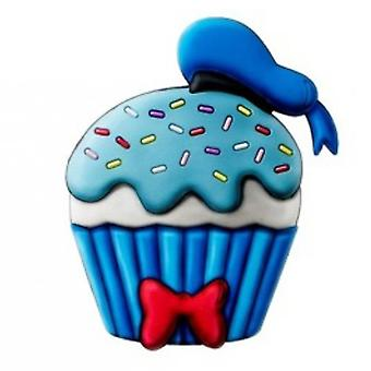Magnet - Disney - Donald Duck Cupcake Soft Touch New 25143