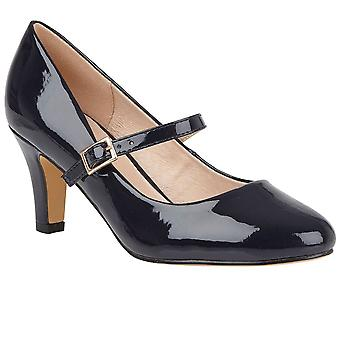 Lotus Savannah Womens Mary Jane Court Shoes