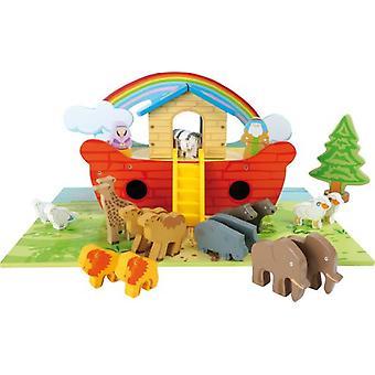 Legler Spielset Arche Noah Aus Holz