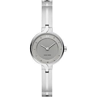 Diseño danés - Reloj de pulsera - Unisex - Iris - Chic - IV64Q1263