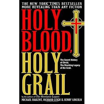 Holy Blood - Holy Grail Book