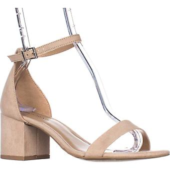 Call It Spring Womens Stangarone Suede Open Toe Casual Ankle Strap Sandals