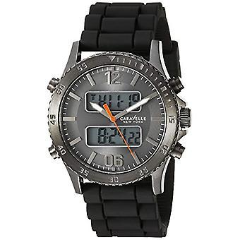 Caravelle New York Clock man Ref. 45B132