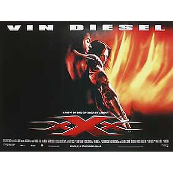Xxx (Regular) Original Cinema Poster