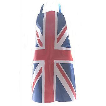 Union Jack dragen Union Jack PVC-schort