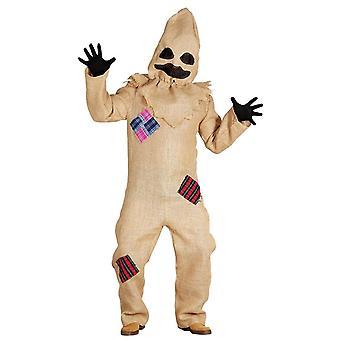 Miesten Bogeyman noita lääkäri Halloween Fancy mekko puku suuri