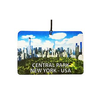 Central Park - New York - USA bil Air Freshener