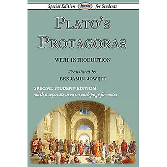 Protagoras Special Edition for Students by Plato