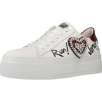 Alpe sport/sneakers 4055 02 wit kleur