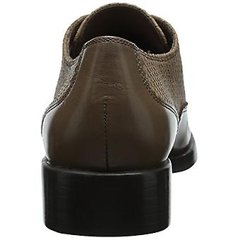 Aerosoles Womens ACCOMPLISHMENT Leather Round Toe Oxfords